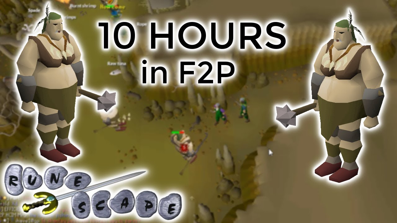 5 Easy OSRS F2P Money Making Methods in 2018 - RSGoldStop