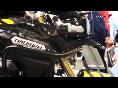 Hepco & Becker Motorradschutzsystem Neuheit 2013
