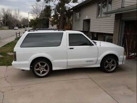 1993 gmc typhoon for sale white very rare 17 000 youtube. Black Bedroom Furniture Sets. Home Design Ideas