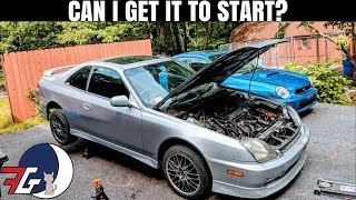 Project Prelude BB6   Is it DEAD or will it turn on??   Troubleshooting Crank No Start