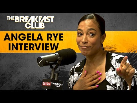 Angela Rye Discusses Trumps Ties To Russia, Banking Black & Why Jeff Sessions Is Setting Us Back