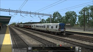 Train Simulator 2019 HD: Metro-North M7A-M8 Hybrid EMU Train [M8 Sound Package Final Update] 3/12/19