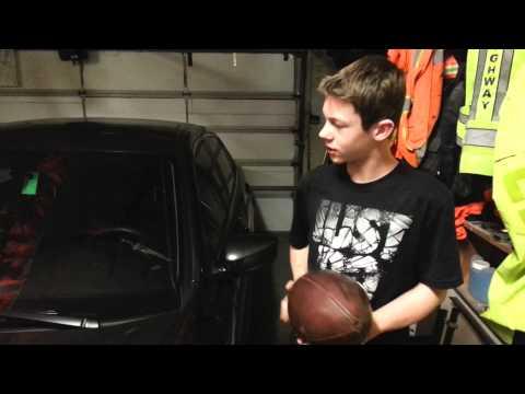 Patriots Deflated Football Proof