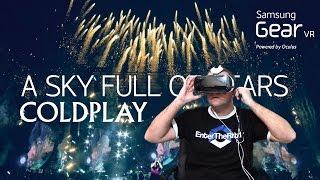 Daily Gear #005 : NextVR Coldplay avec le GearVR