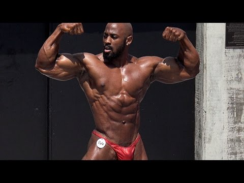 The Perfect Muscle Bound Body? - Jeremy Williams