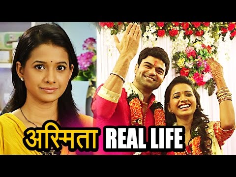 REAL LIFE Of ASMITA & ABHI | Mayuri Wagh | Zee Marathi | ENGAGED in Real Life