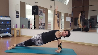 Pilates intensiv Ganzkörper, Rücken & Schultern