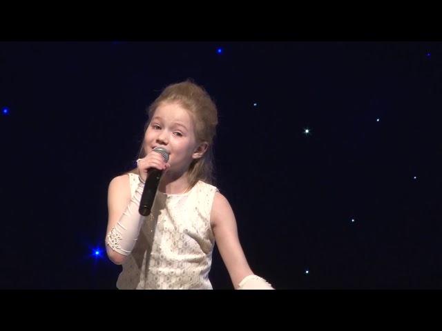 «Голос-2016». Ариша Кузнецова — Чайка