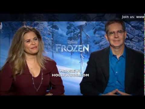 Chris Buck & Jennifer Lee, Exclusive Interview by Monsieur Hollywood