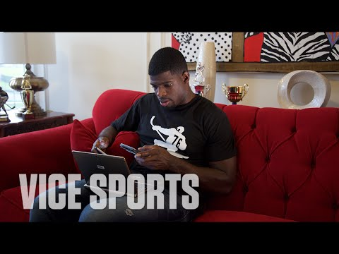 A Weekend with PK Subban: VICE Sports Meets