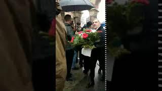 Mirsadova porodica poslala venac na sahranu Šabana Šaulića - 22.02.2019.