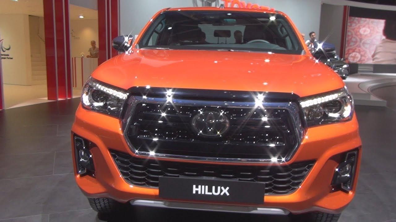 Kekurangan Harga Toyota Hilux 2019 Perbandingan Harga