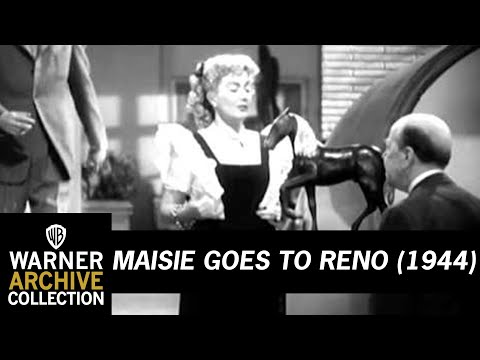 Maisie Goes to Reno (Preview Clip)