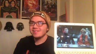 Star Wars Undercover Boss: Starkiller Base - SNL - Reaction
