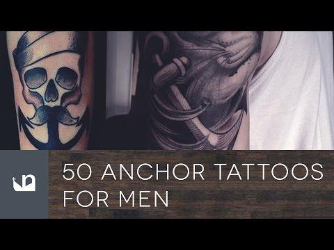50 Anchor Tattoos For Men