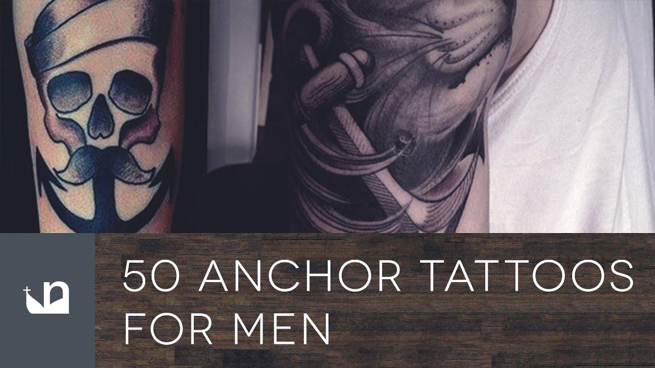 Anclas De Tatuajes Para Mujer 54 tatuajes ancla - significado, fotos, diseños para hombres