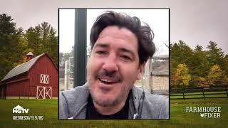 Farmhouse Fixer: Jonathan Knight Q&A