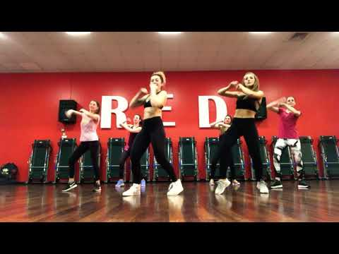Finesse (Cardie B rmx) - Zumba choreo 2018