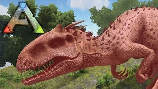 ARK #25 - CAPTURAMOS UM INDOMINUS REX DO JURASSIC PARK