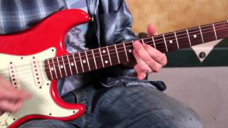How to Play - Play That Funky Music White Boy - Guitar Lessons - Funk R&B Rhythtm Guitar