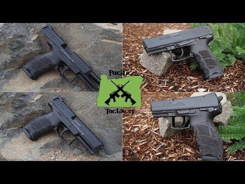 HK P30 vs VP9: Side-by-side comparison of Heckler & Koch P30 vs VP9