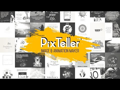 PixTeller - free online Image and Animation Maker