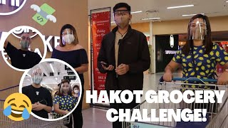 HAKOT GROCERY CHALLENGE! (BUDGETED EDITION) | CHAD KINIS VLOGS