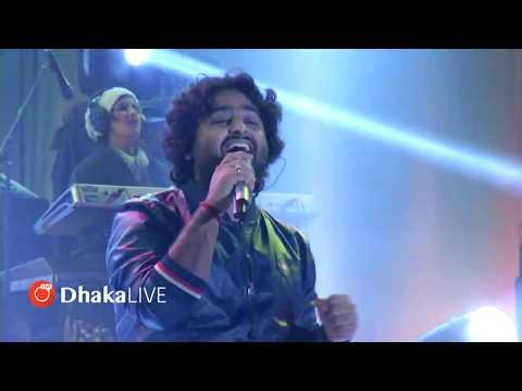 Phir Mohabbat Karne Chala | Aadat | Tere Bin - Arijit Singh Covers Atif Aslam Songs LIVE in Dhaka