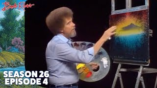 Bob Ross - Lake in the Valley (Season 26 Episode 4)