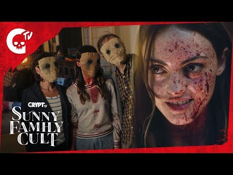Sunny Family Cult | Short Horror Film | Scary Movie | Crypt TV