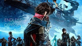 「AMV」Endless Odyssey - Space Pirate Captain Harlock