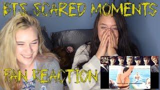 BTS Scared Moments (Fan Reaction)