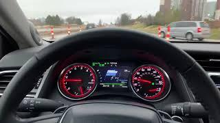 Toyota Camry 2018 Xse 2.5 Американка Обзор От Хозяина