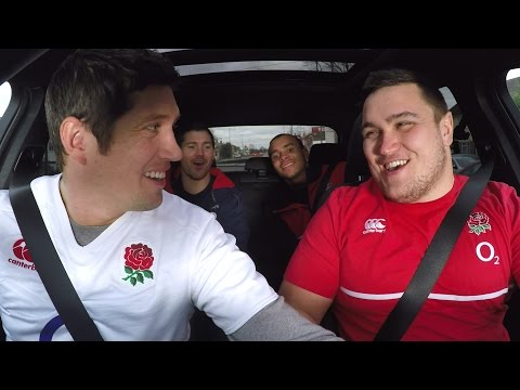 O2 Inside Lane Episode 1 - Jonathan Joseph, Alex Goode & Jamie George