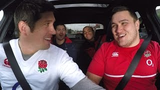 O2 Inside Lane Episode 1 - Jonathan Joseph, Alex Goode & Jamie George
