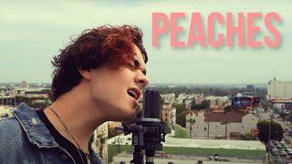 Peaches - Justin Bieber ft. Daniel Caesar, Giveon (Cover by Alexander Stewart)