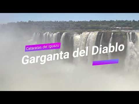 Así es el recorrido a Garganta del Diablo en Cataratas del Iguazú