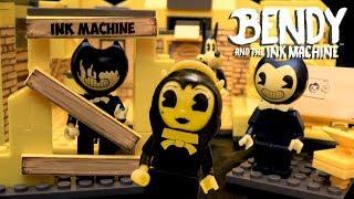 Bendy LEGO's 2 – Bendy's Girlfriend