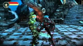 Godfire Rise of Prometheus Gameplay Trailer