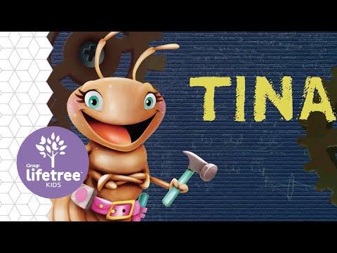 Tina Termite | Buzzly's Buddies | Maker Fun Factory VBS