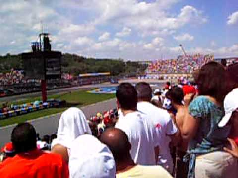 F1 Montreal 2007 Kubica accident