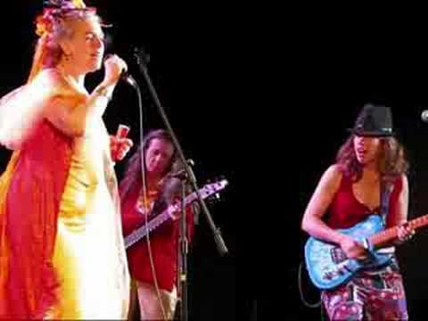 Paprika at National Women's Music Festival '08