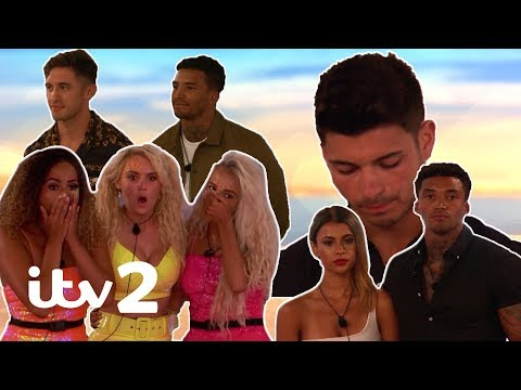 Love Island 2019 | The Most Dramatic Recoupling Moments of 2019 | ITV2