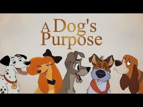 A Dog's Purpose ~ Disney Trailer