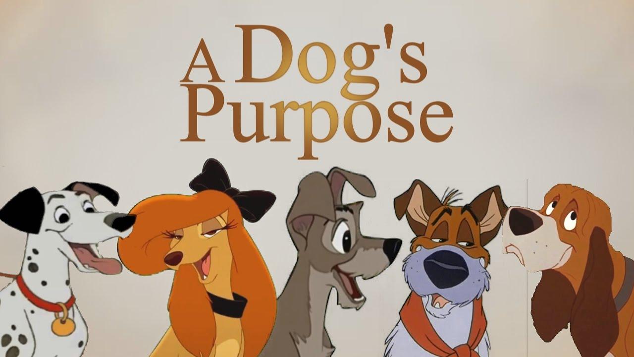 Walt Disney Dog Cartoon Characters - Wallpaperall