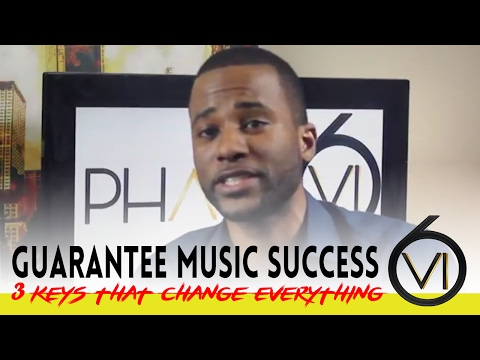 Ep. 14 - Guarantee Success In Music: The Three Things