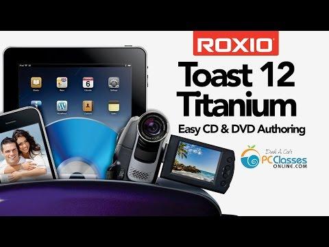 Toast 12 Tutorial