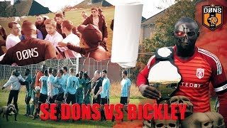 SE DONS vs BICKLEY | WOW ABANDONED !!!!! | Sunday League Football
