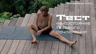 Йога нормализация состояния органов малого таза женская практика Тина Циоха