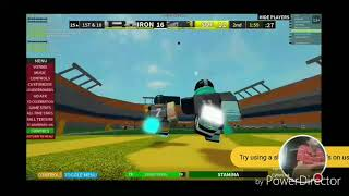 League game Football Universe on Roblox